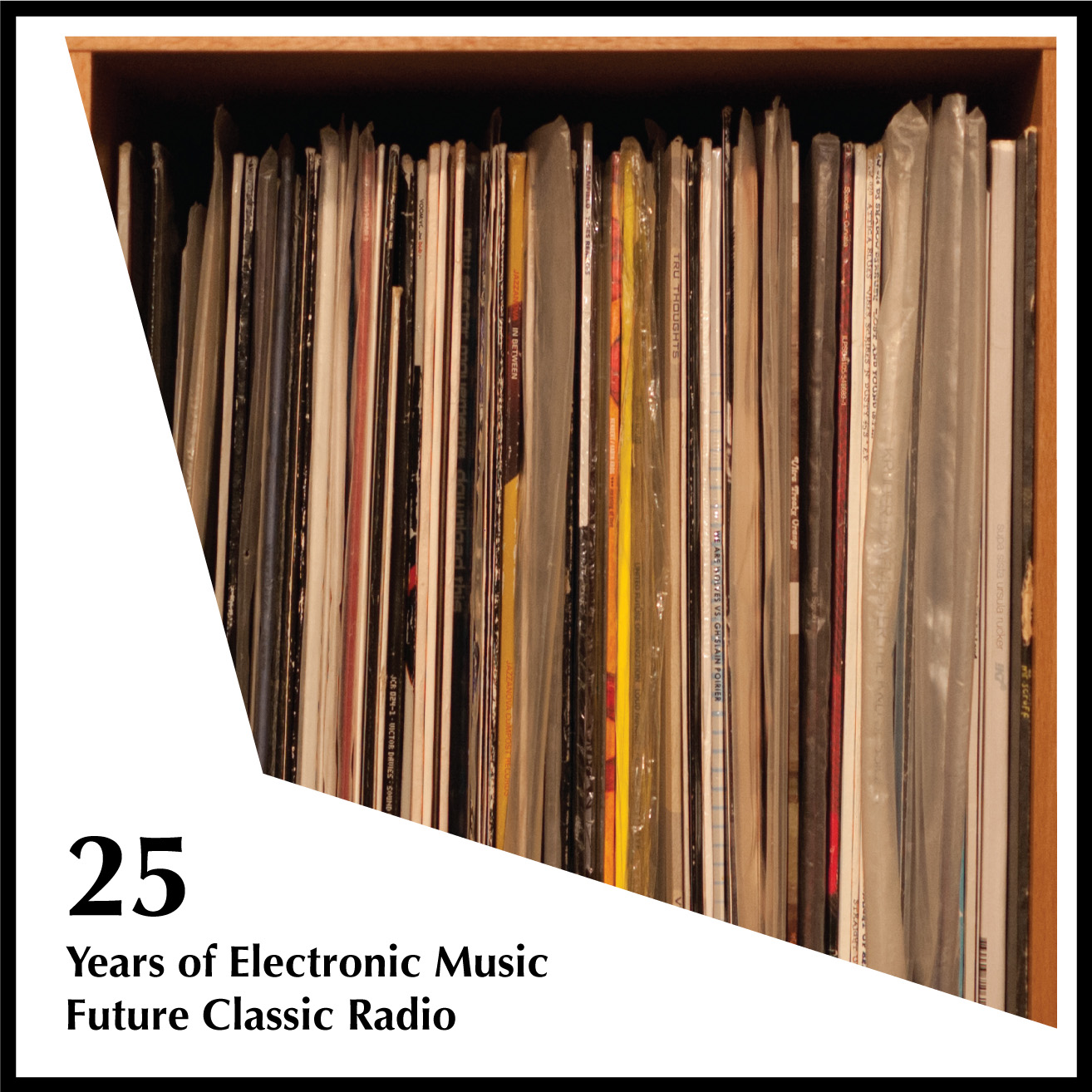 25 years of electronic music future classic radio for Classic house music 1988